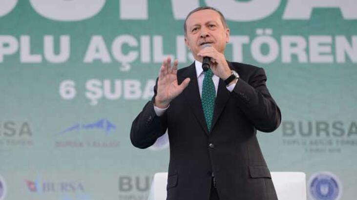 Erdoğan: 400 milletvekili lazım