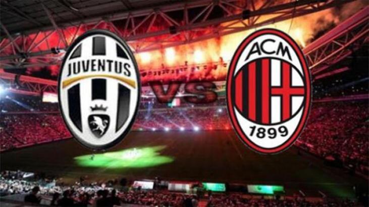 Juventus  Milan : 3-1