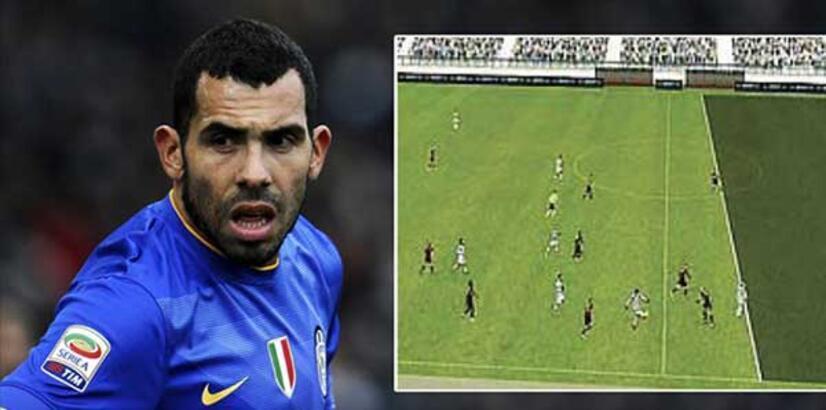 Juventus TV'den skandal uygulama!