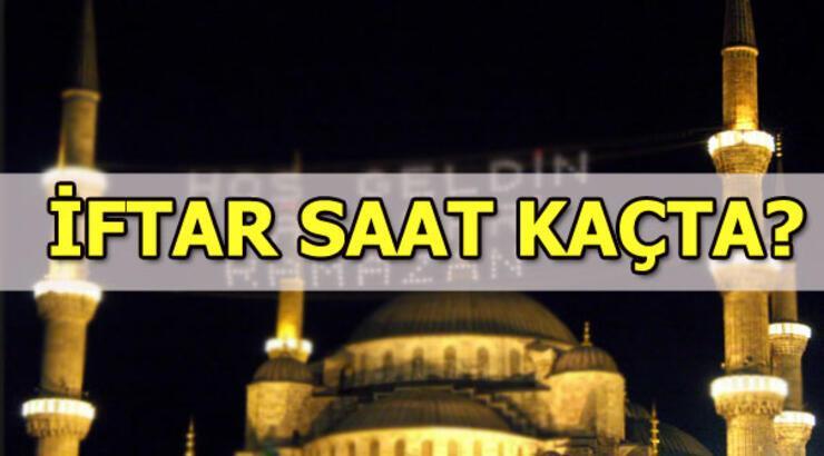 İftar saat kaçta? 17 Mayıs Perşembe İstanbul, Ankara, İzmir iftar vakitleri...