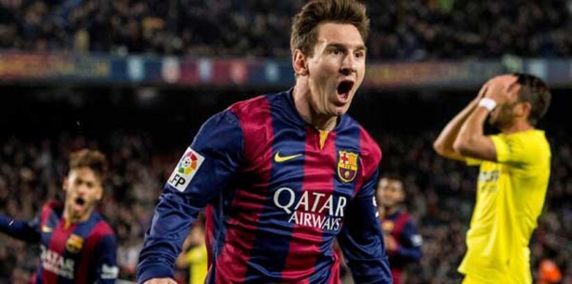 Götze'den Messi'ye övgü!