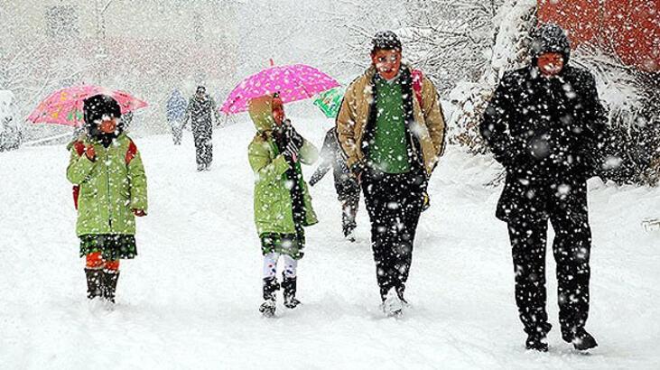 İstanbul'da bugün okullar tatil mi? İstanbul Valiliği açıkladı