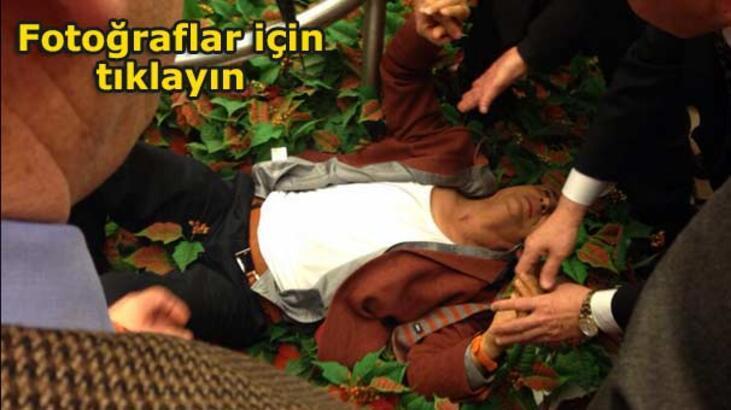 Ak Parti ve muhalefet milletvekilleri kavga etti: 5 yaralı