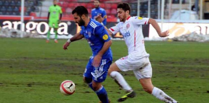 Gaziantep BB-Antalyaspor: 1-0