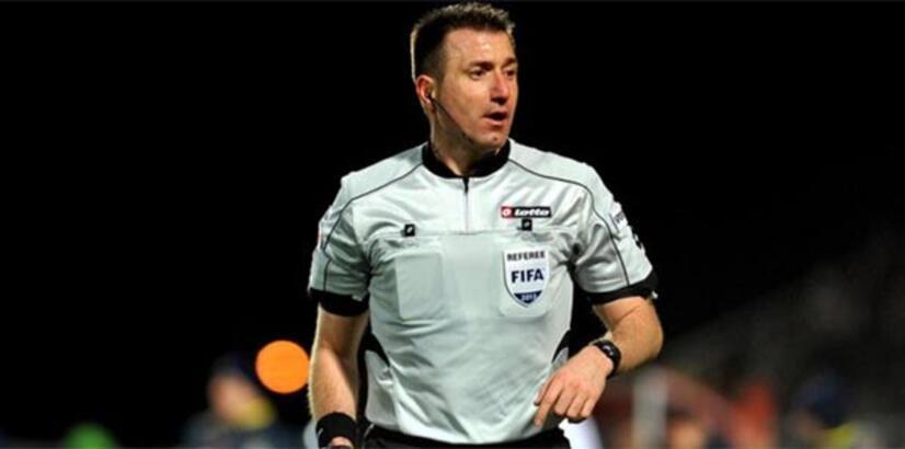 Fiorentina-Tottenham maçını Hüseyin Göçek yönetecek