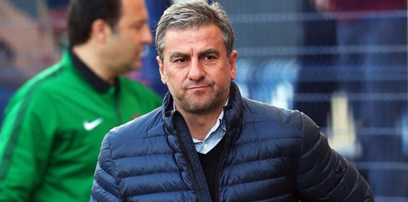 Antalyaspor'da Hamza Hamzaoğlu devam kararı aldı