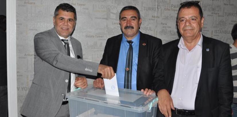 Hasan Şahin yazı-tura ile Gaziantepspor'a başkan oldu