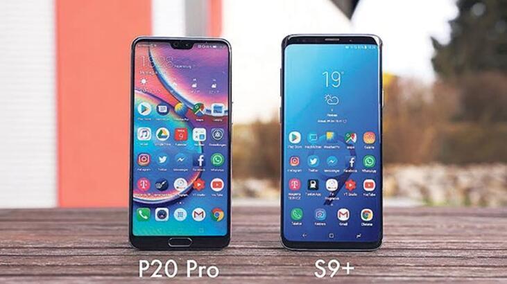Android'de dev kapışma