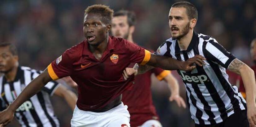 Juventus, Roma ile farkı korudu!