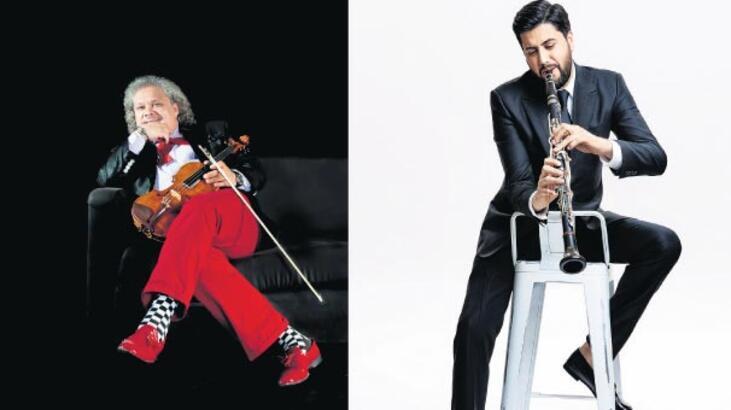 Sinagog'da 'Yılın Konseri'