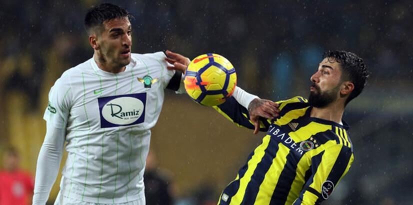 Türkiye Kupası'nda büyük final! Akhisarspor - Fenerbahçe