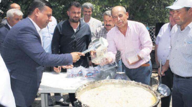 Mırtlak etkinliğiyle Hıdırellez'i kutladılar
