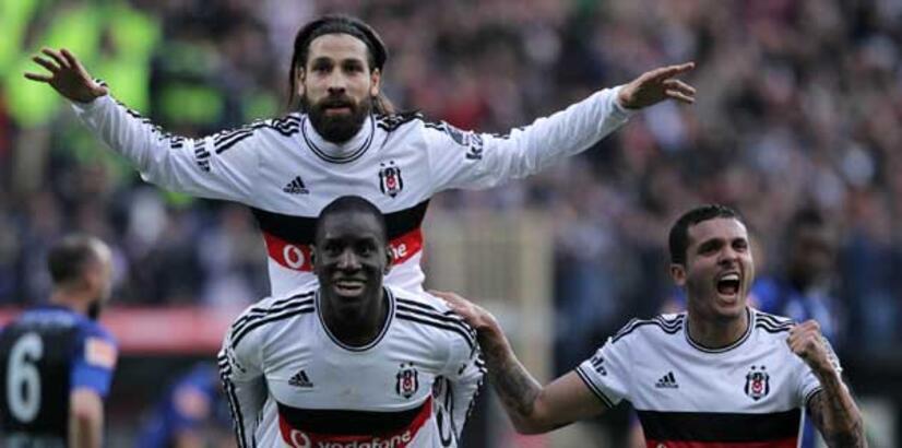 Beşiktaş dünyayı dolaştı!