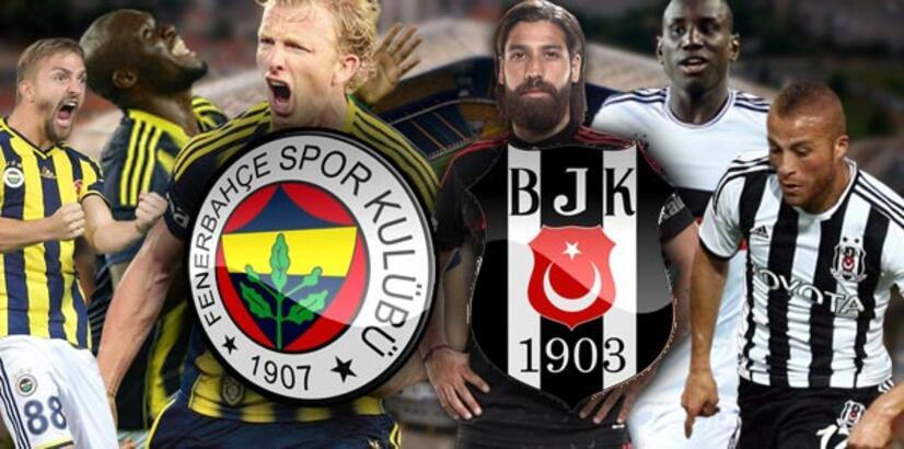 Fenerbahçe Beşiktaş derbi maçı ne zaman saat kaçta?