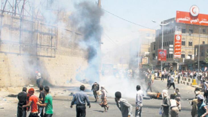 Yemen'in devrik lideri Hadi müdahale istedi