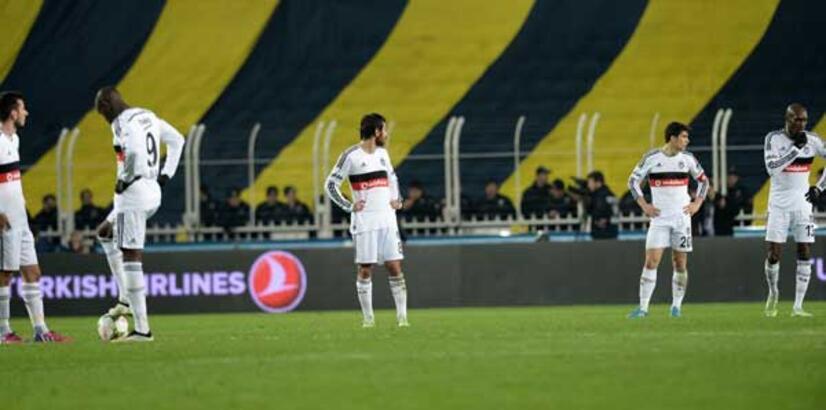 Beşiktaş'ta 21 oyuncu derbi galibiyetine hasret!