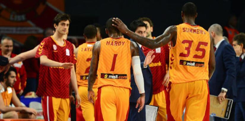 Galatasaray Odeabank-İstanbul Büyükşehir Belediyespor: 99-77