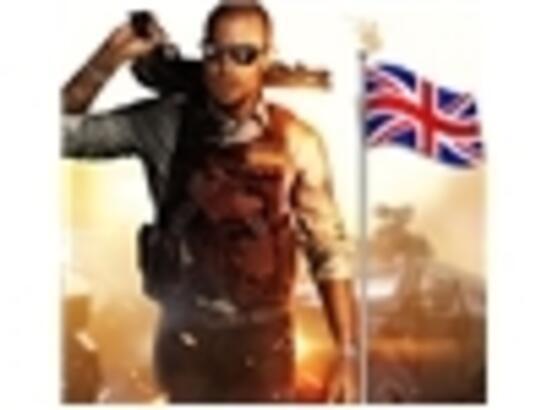 İngiltere'nin Yeni Yıldızı Battlefield Hardline