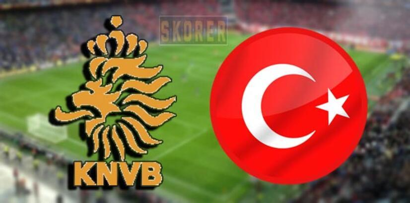 Hollanda Türkiye maçı saat kaçta hangi kanalda?