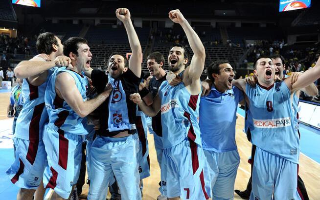 Trabzonspor, gelecek sezon Beko Basketbol Ligi'nde yer almayı garantiledi