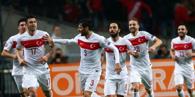 Lüksemburg Türkiye maç sonucu: 1-2
