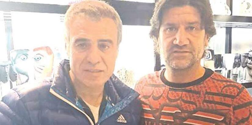 Trabzon'u karıştıran fotoğraf! Ersun Yanal...
