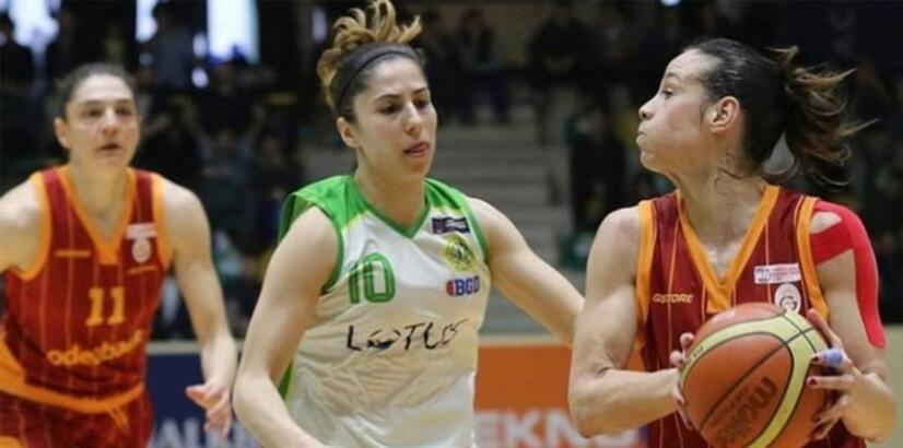 Galatasaray Odeabank: 74 - Samsun Canik Belediyespor: 32