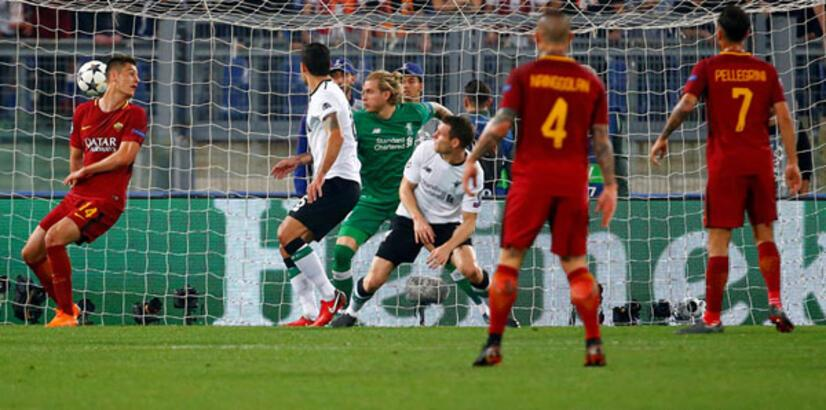 Roma - Liverpool: 4-2 (İşte maçın özeti)