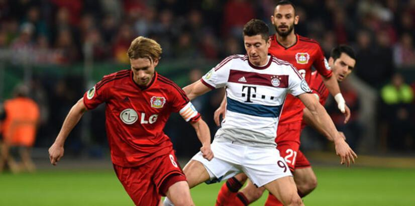 Bayern Münih  Almanya Kupası'nda yarı finalde