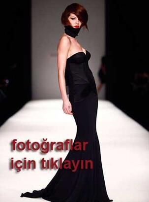 Türk modacıya Fransa'dan teşvik