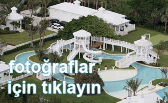 Celine Dion'un su cenneti