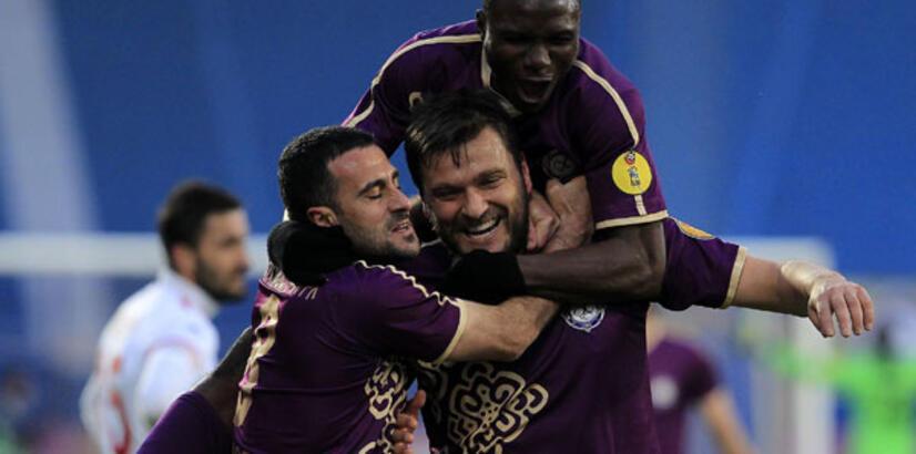 Osmanlıspor: 3 - Boluspor: 1
