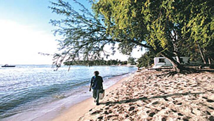 Karayiplerin incisi Barbados