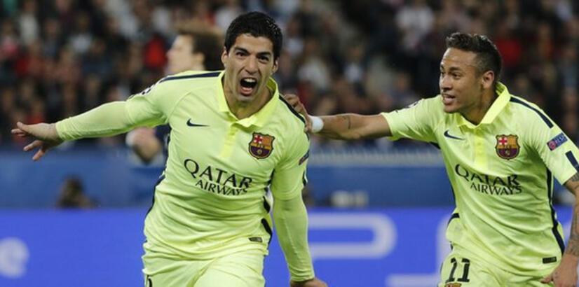 Şampiyonlar Ligi'nde avantaj Barcelona'da