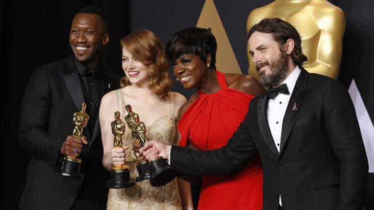 En çok Oscar ödülü alan filmler
