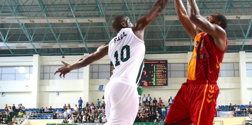 Sakarya Büyükşehir Belediyespor - Galatasaray Odeabank: 75-73