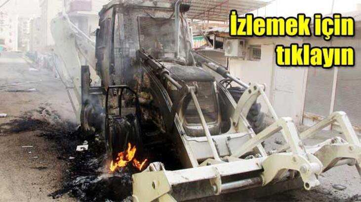 Polise roketatarlı saldırı: 1 şehit