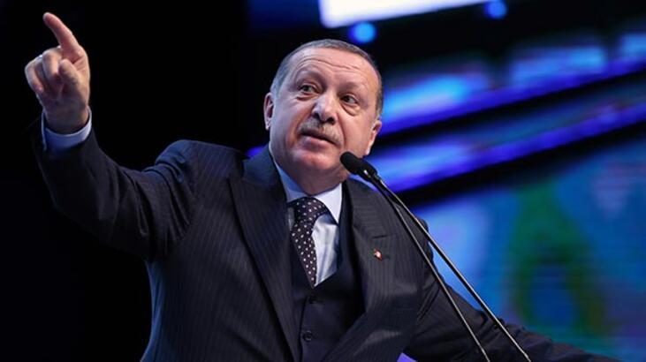 Cumhurbaşkanı Erdoğan'dan Trump'a Kudüs yanıtı: Kendin çalar kendin oynarsın