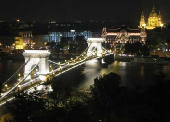 Tuna Nehri'nin incisi Budapeşte