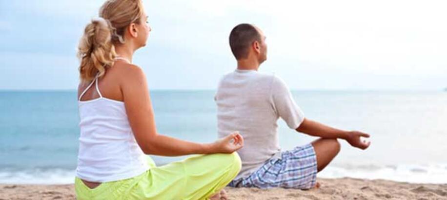 Kısırlık tedavisi gören çiftlere 'yoga' önerisi