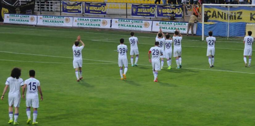 Bucaspor - Orduspor: 2-0