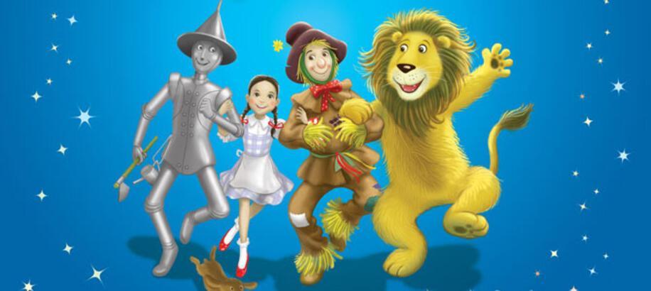 """Çocuklar """"Oz Büyücüsü""""ne bayılacaklar!"""