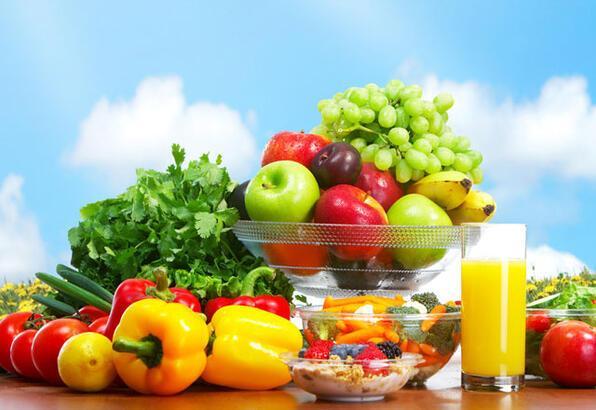 Bahar yorgunluğu için sağlıklı beslenin
