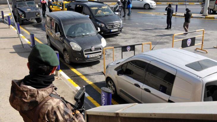Kurt kapanı-16 başladı! İstanbul'un giriş ve çıkışları tutuldu