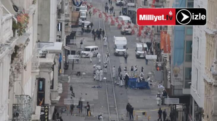 İstiklal Caddesi'deki canlı bomba saldırısı ile ilgili şok gelişme!