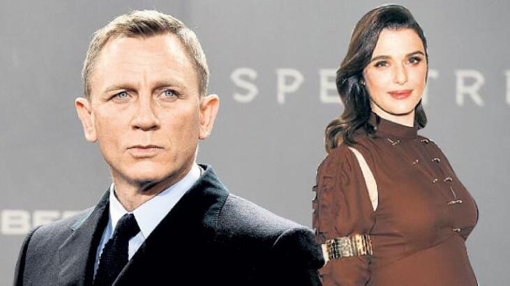James Bond baba oluyor