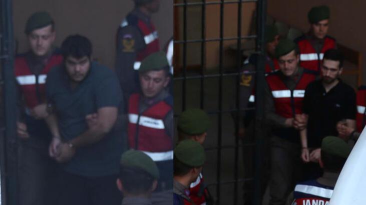 Son dakika... Sınırı geçen 2 Yunan asker için karar verildi