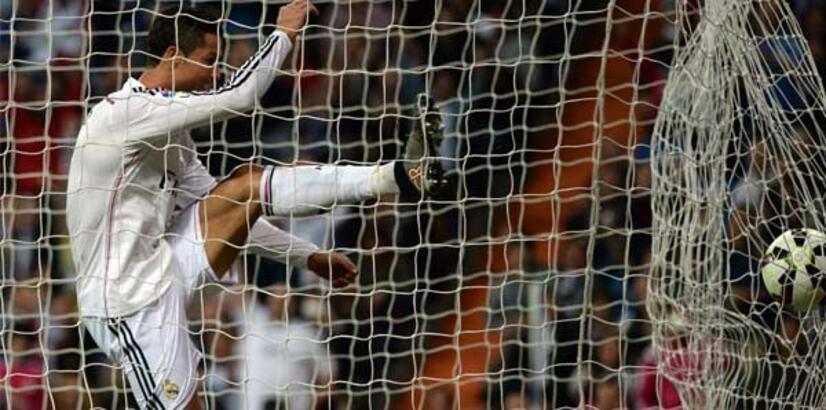 Ronaldo'dan şok tepki!