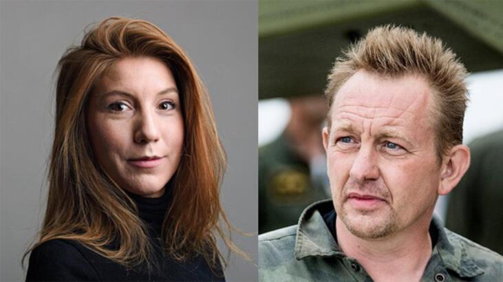 Kadın gazeteciyi parçalara ayıran Danimarkalı mucite ömür boyu hapis