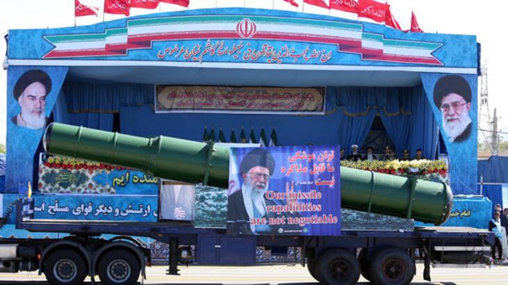 İran'dan Rusya destekli gövde gösterisi
